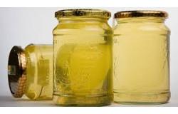 Mézes üvegek