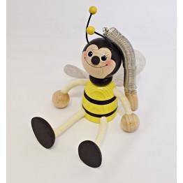 Rugós méhecske figura-fiú